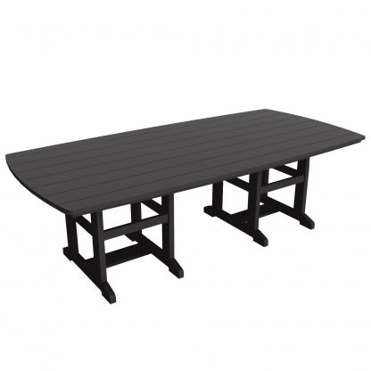 Dining Table 96 - DT96 - Black