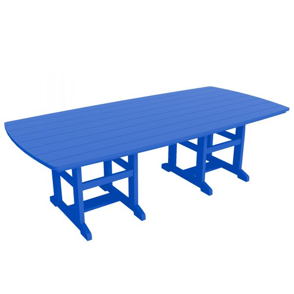 Dining Table 96 - DT96 - Blue
