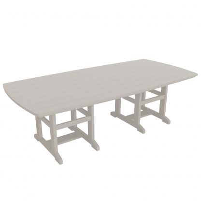 Dining Table 96 - DT96 - Gray