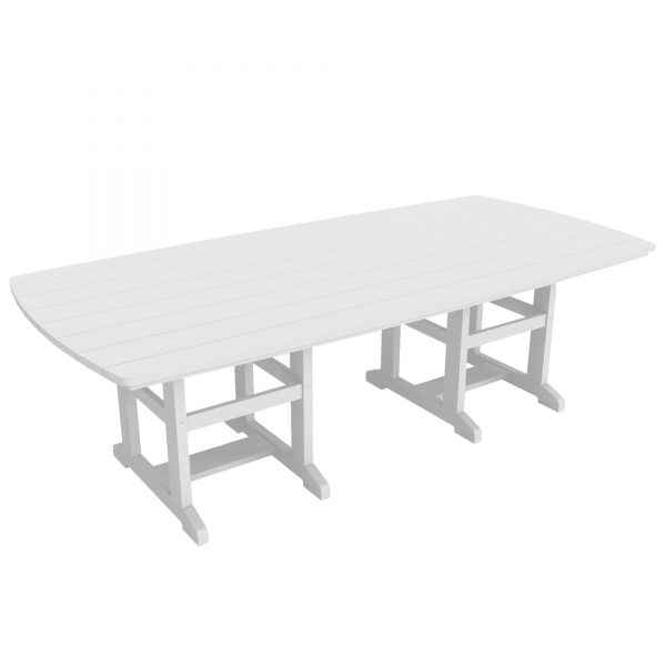 Dining Table 96 - DT96 - White