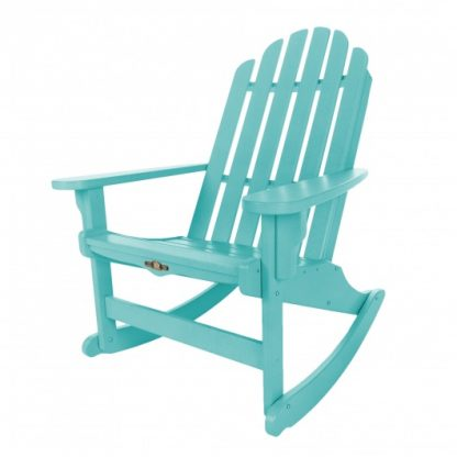 Turquoise Essentials Rocker