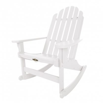 White Essentials Rocker