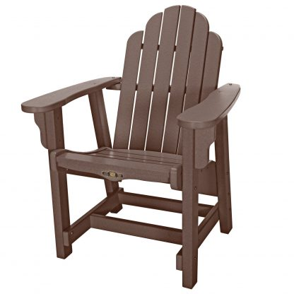 Essentials Conversation Chair - DWCV1 - Chocolate