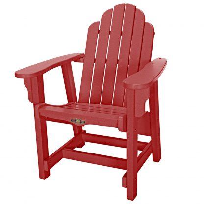 Essentials Conversation Chair - DWCV1 - Red