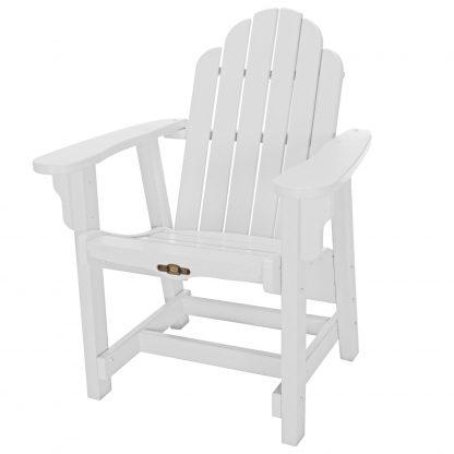 Essentials Conversation Chair - DWCV1 - White