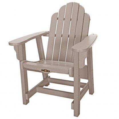 Essentials Conversation Chair - DWCV1 - Weatherwood