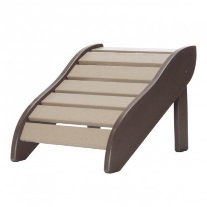 Foot Rest - FR1 - Chocolate/Weatherwood