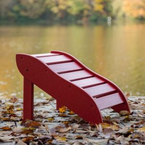 Foot Rest - FR1 - Red in nature