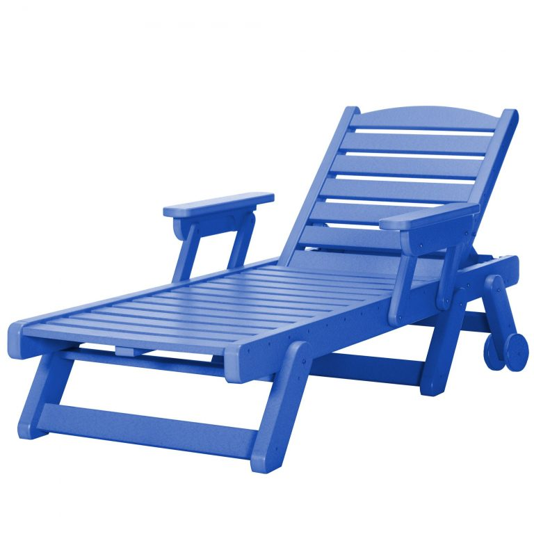 Chaise Lounge - SRCL1 - Blue