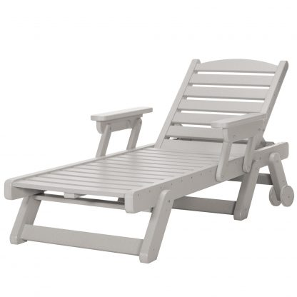 Chaise Lounge - SRCL1 - Gray