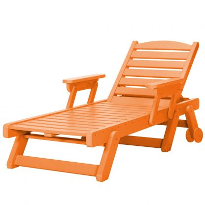 Chaise Lounge - SRCL1 - Orange