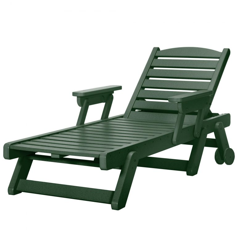 Chaise Lounge - SRCL1 - Pawleys Green