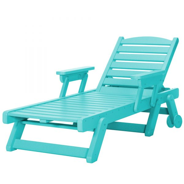 Chaise Lounge - SRCL1 - Turquoise