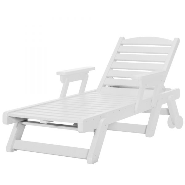 Chaise Lounge - SRCL1 - White