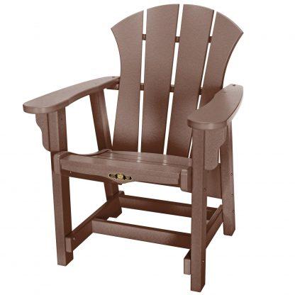 Sunrise Conversational Chair - SRCV1 - Chocolate