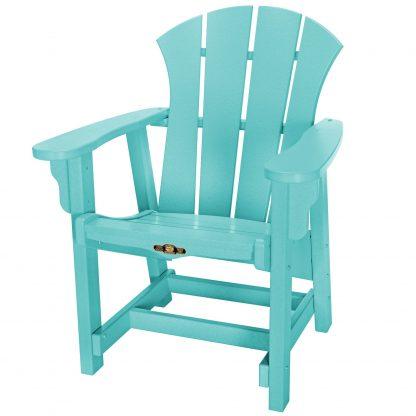 Sunrise Conversational Chair - SRCV1 - Turquoise