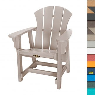 Sunrise Conversational Chair - SRCV1 - with Navy
