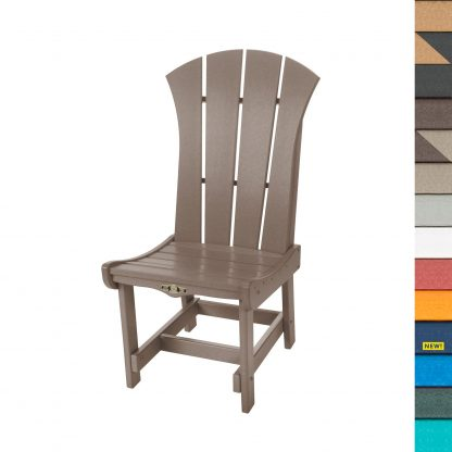 Sunrise Dining Chair with Navy