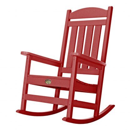 Porch Rocker - SRPR1 - Red