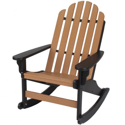 Black/Cedar Essentials Rocker