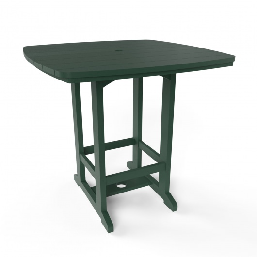 Square High Dining Chair - Pawleys Green