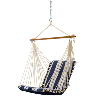 Cushioned Single Swing - Navy Stripe - SNVST