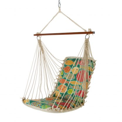 Cushioned Single Swing - Sunfish Lagoon - SSUNFISH