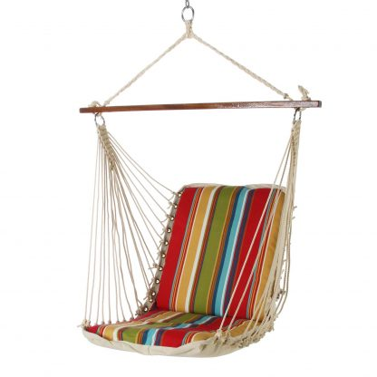 Cushioned Single Swing - Westport Garden - SWESTPORT