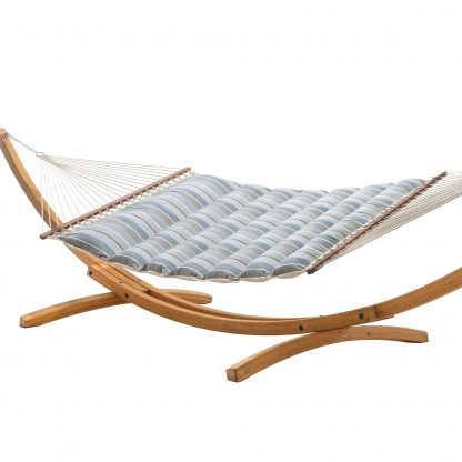 Pillow Top Hammock - Milano Char - DLXPTQNEU3