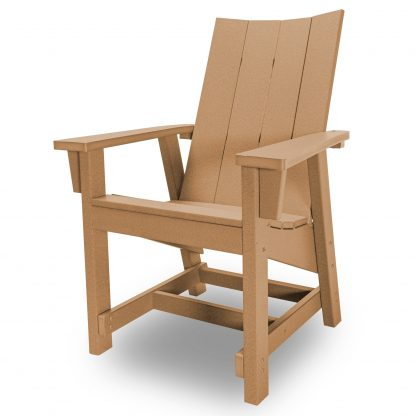 Hatteras Conversation Chair - Cedar - HHCV1-K-CDR