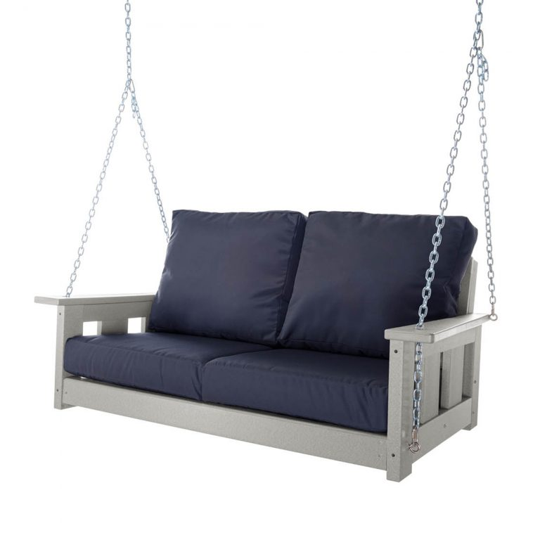 Gray Deep Seating Swing