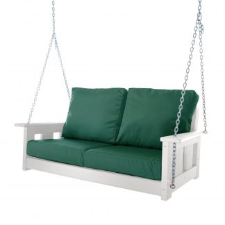 Weatherwood Deep Seating Swing