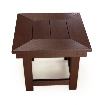 Durawood Deep Seating Side Table - DSST-K