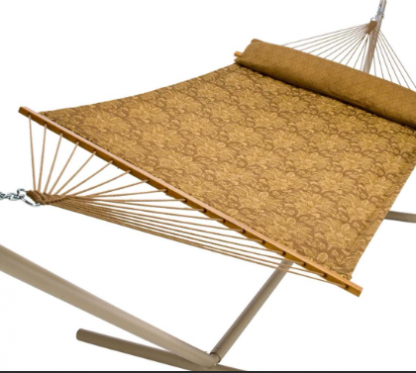 Q9034-BF 55 in. Quilted Hammock