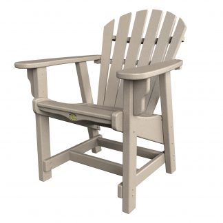 Crescent Conversation Chair - FBCV1-K