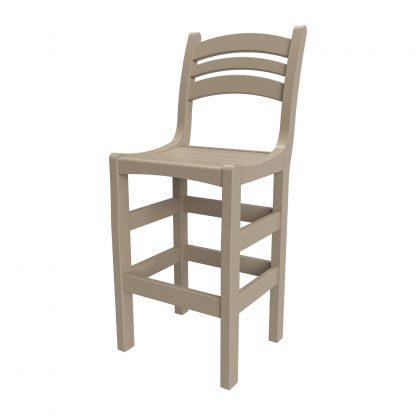 CHDC1-K - Casual Bar Height Dining Chair
